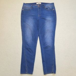 Dittos straight leg jeans size 31